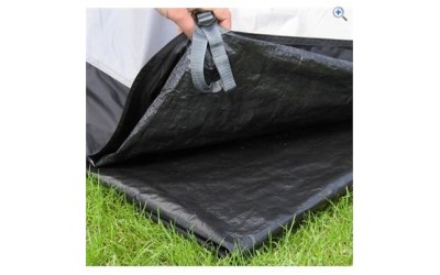 Visit Go Outdoors to buy Hi Gear Gobi 4 Footprint Groundsheet at the best price we found