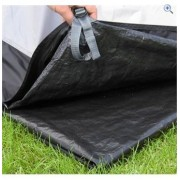 Hi Gear Kalahari 10 Footprint Groundsheet