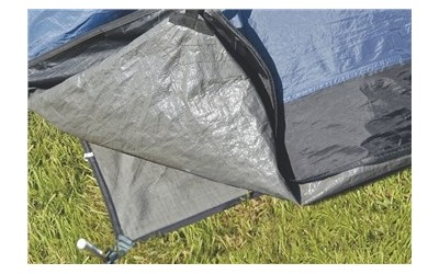 Visit Go Outdoors to buy Outwell Whitecove 6 Footprint Groundsheet at the best price we found