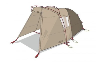 Visit Camping World to buy Jack Wolfskin Grand Illusion IV Tent at the best price we found
