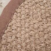 Soulpad Coir Half Moon 1.8m Tent Carpet
