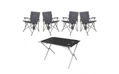 Visit Camping World to buy Outwell Rupert Table and Chair Set at the best price we found