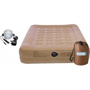 Aerobed Active Raised Camping Airbed with Pump