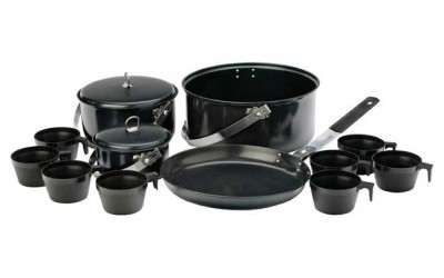 Visit argos.co.uk to buy Vango NonStick Cook Set 8 Person at the best price we found