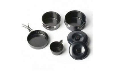 Visit Cotswold Outdoor UK to buy Vango NonStick Cook Set 1 Person at the best price we found