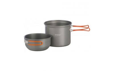 Visit Cotswold Outdoor UK to buy Vango Hard Anodised 1 Person Cook Set at the best price we found