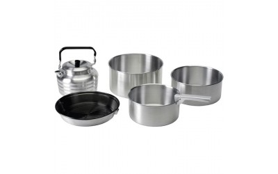 Visit very.co.uk to buy VANGO Aluminium Camping Cook Set at the best price we found