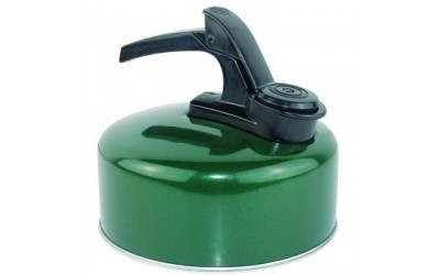 Visit Great Outdoors Superstore to buy Yellowstone 1 Litre Aluminium Whistling Camping Kettle at the best price we found