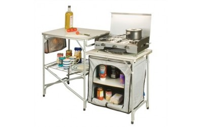 Visit Camping World to buy Kampa Commander Camping Kitchen Unit at the best price we found