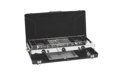 Visit Simply Hike to buy Outwell Appetizer 3 Burner Stove with Grill at the best price we found