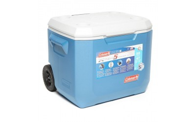 Visit OutdoorGear UK to buy Coleman 50 QT Xtreme Wheeled Cool Box at the best price we found