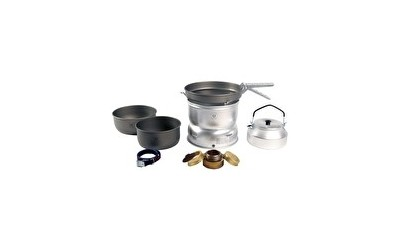 Visit Simply Hike to buy Trangia 25 8 UL HA Cooker Hardanodised with Kettle at the best price we found