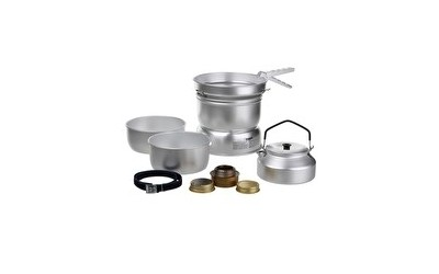 Visit Simply Hike to buy Trangia 27 2 UL Cooker with Kettle at the best price we found