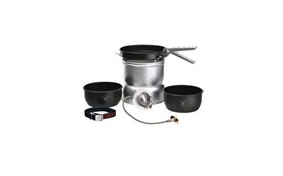 Visit Simply Hike to buy Trangia 27 5 GB UL Cooker Non Stick with Gas Burner at the best price we found