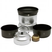 TRANGIA 25 6 UL Non Stick Cooker and Kettle Set