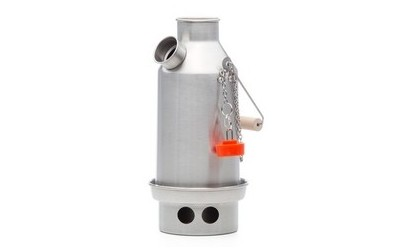 Visit OutdoorGear UK to buy Kelly Kettle Aluminium Small Trekker 0.5 Litre at the best price we found