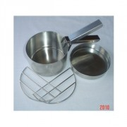Kelly Kettle Stainless Steel Cook Set for Trekker Model
