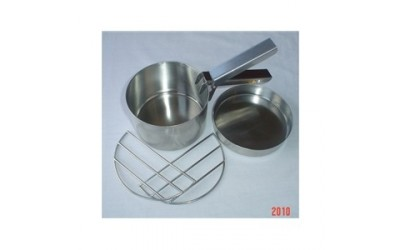 Visit Ultimate Outdoors to buy Kelly Kettle Stainless Steel Cook Set for Trekker Model at the best price we found