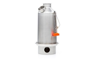 Visit Ultimate Outdoors to buy Kelly Kettle Stainless Steel Large Base Camp 1.5 Litre at the best price we found