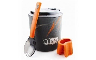 Visit Cotswold Outdoor UK to buy GSI Halulite Minimalist Cook Set at the best price we found