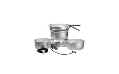 Visit Simply Hike to buy Trangia 25 1 GB UL Cooker with Gas Burner at the best price we found