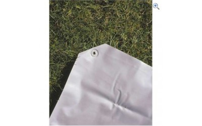 Visit Go Outdoors to buy Blue Diamond PVC Groundsheet 8 x 6ft Groundsheet at the best price we found