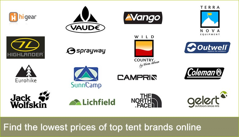 Compare and buy tents with Easy Buy Tent